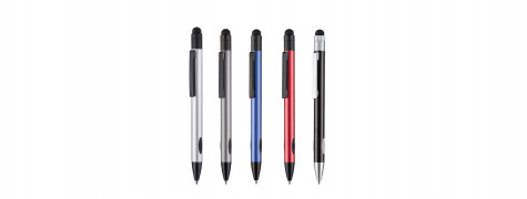 TOUCHPEN SPACE-TOUCH SILBER